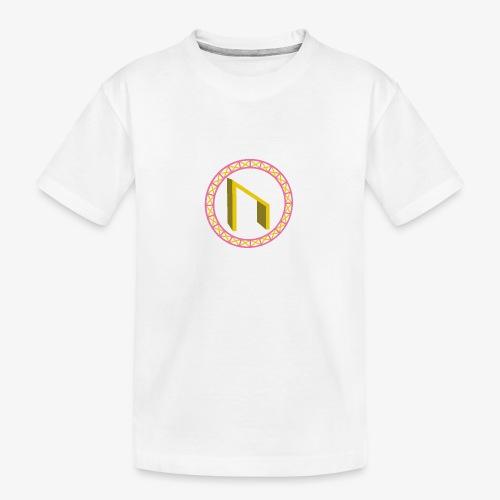 Uruz im Kreis - Teenager Premium Bio T-Shirt