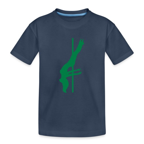 Pole Dance - Maglietta ecologica premium per ragazzi