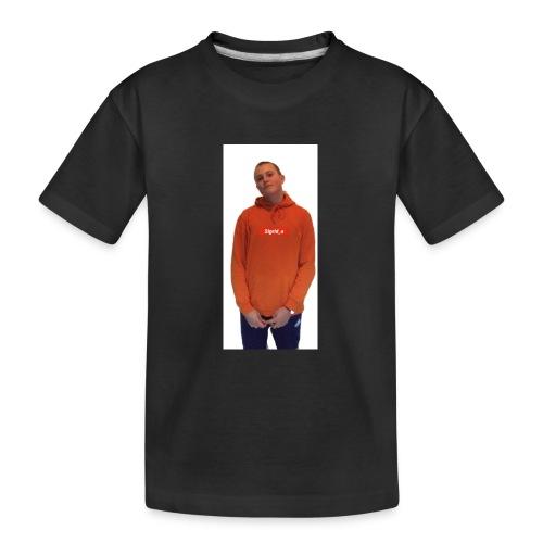 Sigrid_uPhotoTee - Premium økologisk T-skjorte for tenåringer