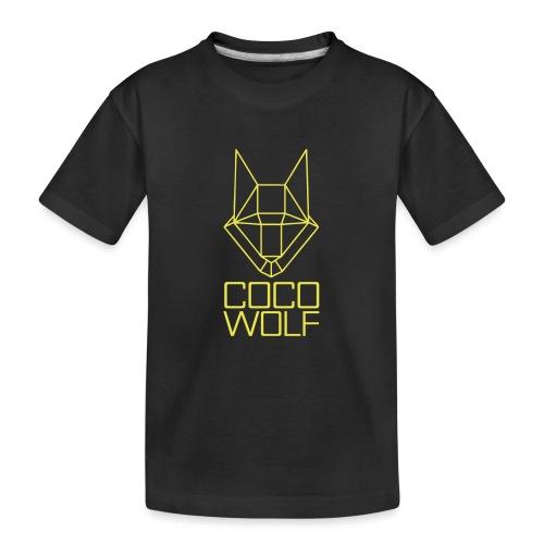 COCO WOLF - Teenager Premium Bio T-Shirt
