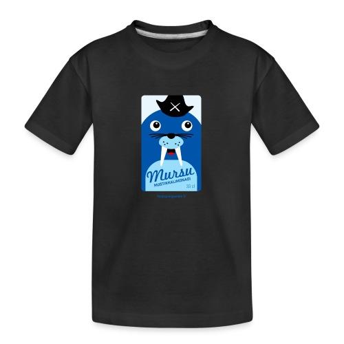 Mursu - Teinien premium luomu-t-paita