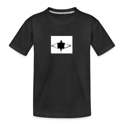 me boat - Teenager Premium Organic T-Shirt