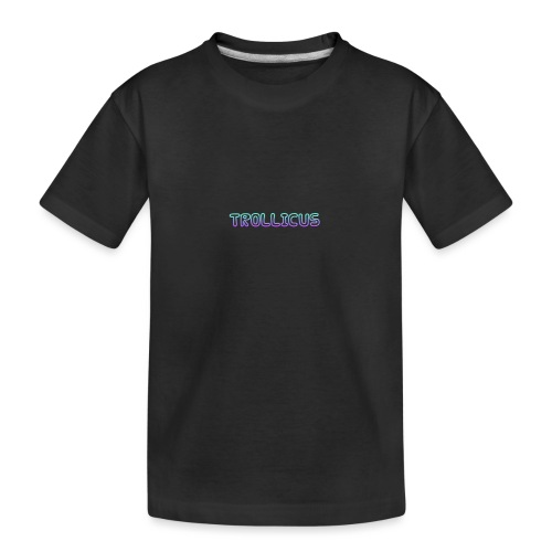 cooltext280774947273285 - Teenager Premium Organic T-Shirt
