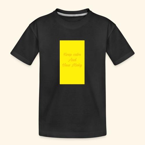 1504809773707 - Maglietta ecologica premium per ragazzi