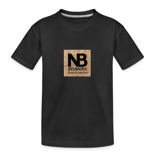 aa - Teenager premium biologisch T-shirt