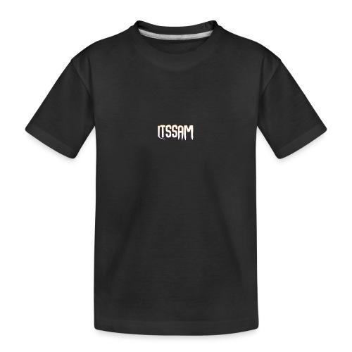 ItsSam Original Logo - Teenager Premium Organic T-Shirt