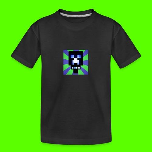 FriikOG - Premium økologisk T-skjorte for tenåringer