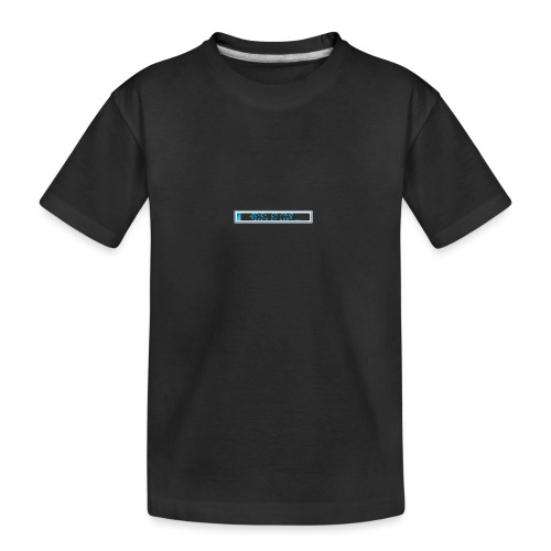 barre - T-shirt bio Premium Ado
