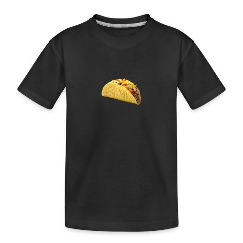IMG 2230 - Ekologisk premium-T-shirt tonåring