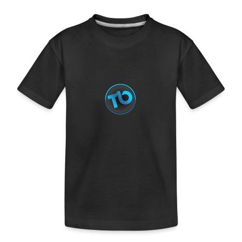 TB T-shirt - Teenager premium biologisch T-shirt