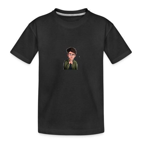 Turtle Vibez Logo - Teenager Premium Organic T-Shirt