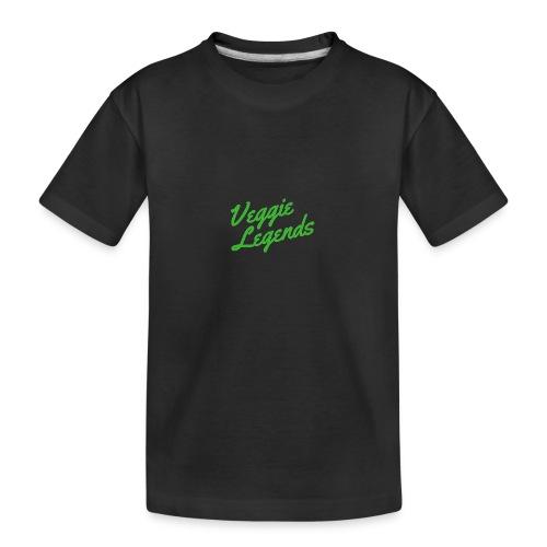 Veggie Legends - Teenager Premium Organic T-Shirt