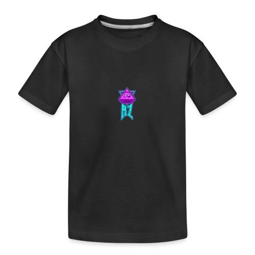 AZ ILLUMINATI - Teenager Premium Organic T-Shirt