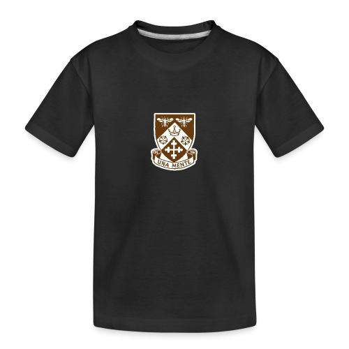 Borough Road College Tee - Teenager Premium Organic T-Shirt