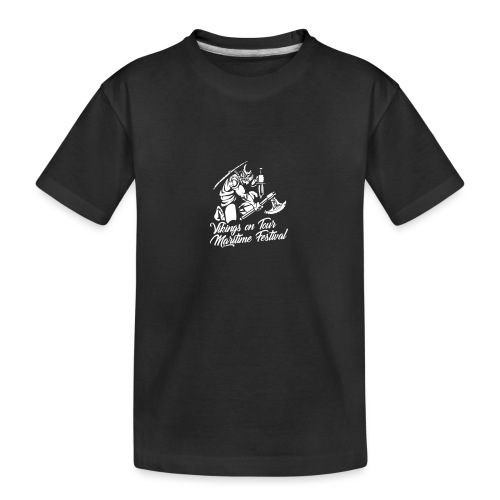 Viking Maritime - Teenager Premium Organic T-Shirt
