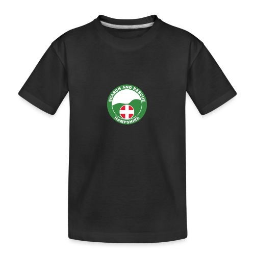 HANTSAR roundel - Teenager Premium Organic T-Shirt