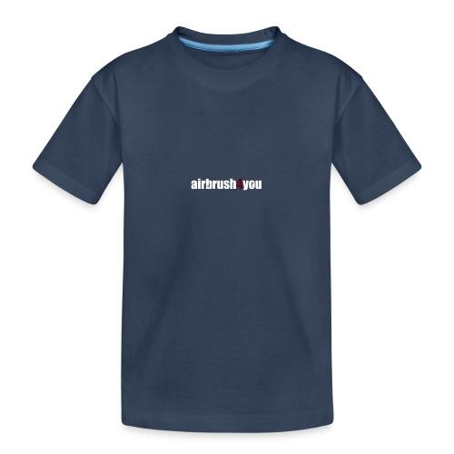 Airbrush - Teenager Premium Bio T-Shirt