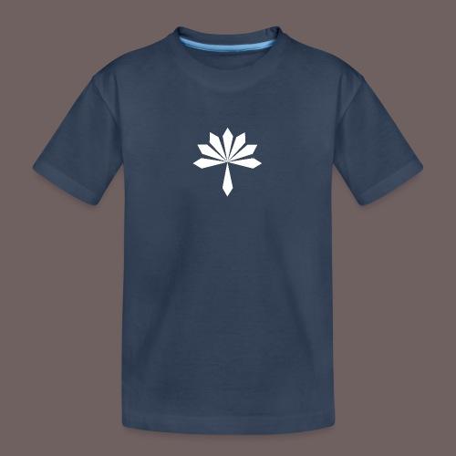 GBIGBO zjebeezjeboo - Rock - Fleur - T-shirt bio Premium Ado