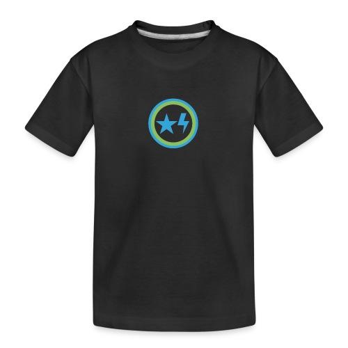 Étoile et éclair - T-shirt bio Premium Ado