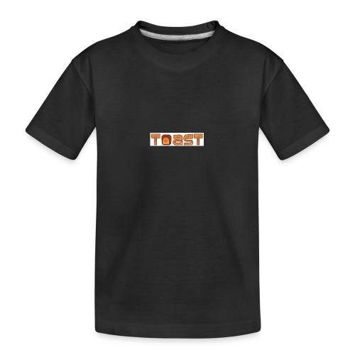 Toast Muismat - Teenager premium biologisch T-shirt