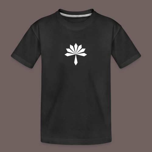 GBIGBO zjebeezjeboo - Rock - Fleur [FlexPrint] - T-shirt bio Premium Ado