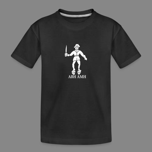 Roberts Bartholomew Flag - T-shirt bio Premium Ado