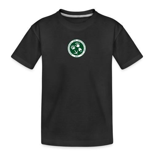 BdZ Logo - Teenager Premium Bio T-Shirt
