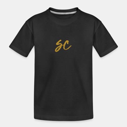 GOLD - Teenager Premium Organic T-Shirt