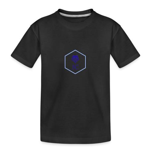 logo small - Maglietta ecologica premium per ragazzi
