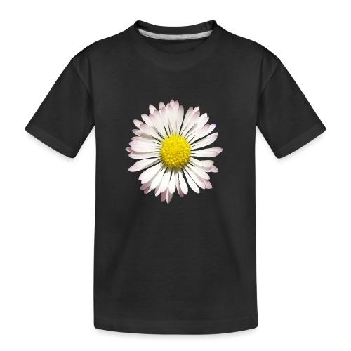 TIAN GREEN Garten - Gänse Blümchen - Teenager Premium Bio T-Shirt