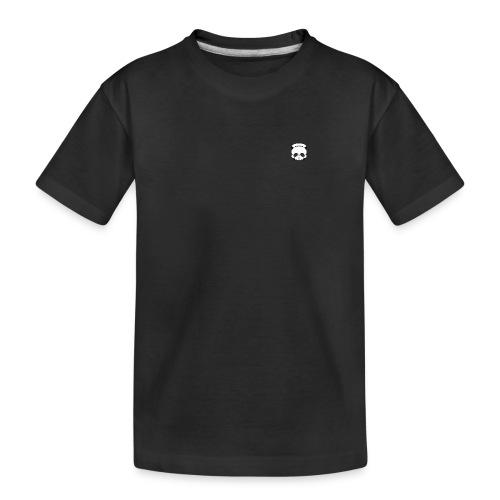 Skull white angel - T-shirt bio Premium Ado
