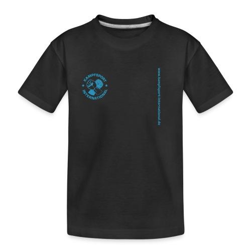 kiwebsite - Teenager Premium Bio T-Shirt