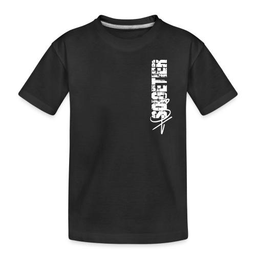 logo st - Teenager Premium Bio T-Shirt