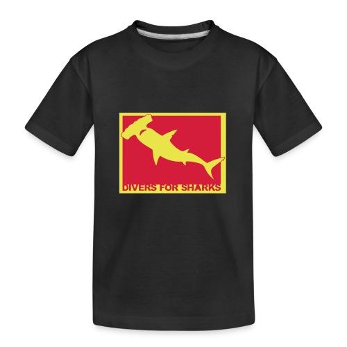 D4S2 - Camiseta orgánica premium adolescente