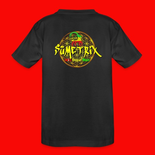 SÜMETRIX FANSHOP - Teenager Premium Bio T-Shirt