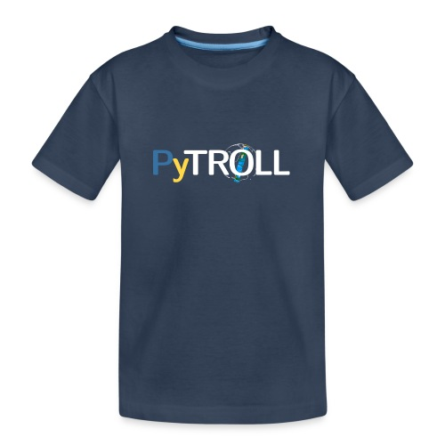 pytröll - Teenager Premium Organic T-Shirt