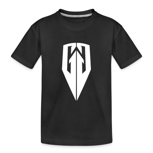 Kingdom Customs Shop Tee Womens - Teenager Premium Organic T-Shirt
