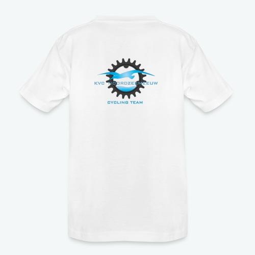 kledijlijn NZM 2017 - Teenager premium biologisch T-shirt