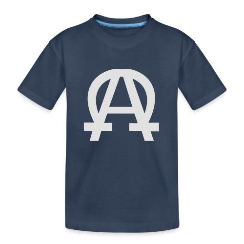 alpha-oméga - T-shirt bio Premium Ado