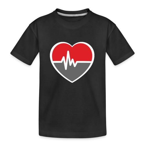 RaveHeart - Flowjob - Teenager Premium Organic T-Shirt