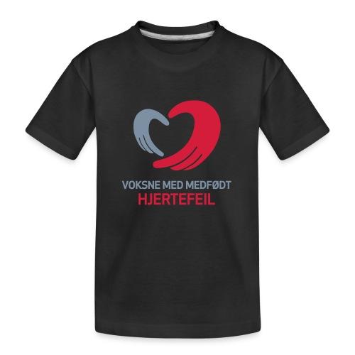 VMH__spreadshirt - Premium økologisk T-skjorte for tenåringer