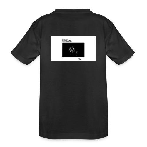 Pakspacito - Premium økologisk T-skjorte for tenåringer