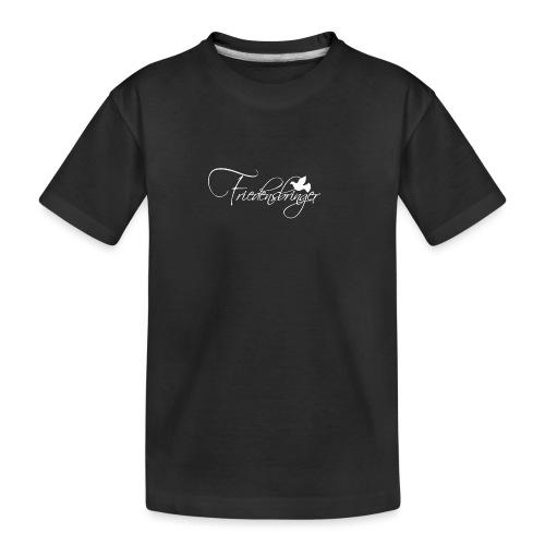 FriedensbringerWhite - Teenager Premium Bio T-Shirt