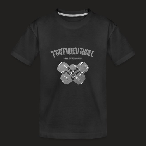 skull - Teenager Premium Organic T-Shirt