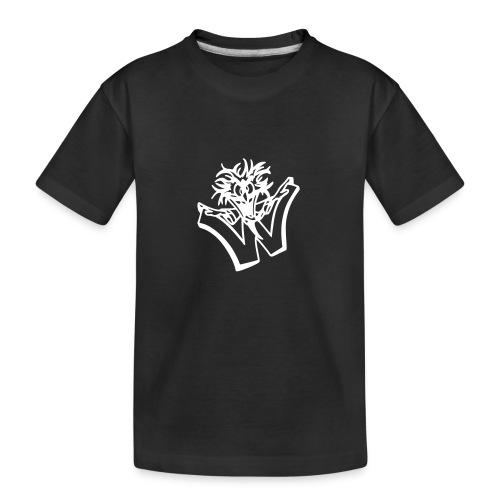 w wahnsinn - Teenager premium biologisch T-shirt