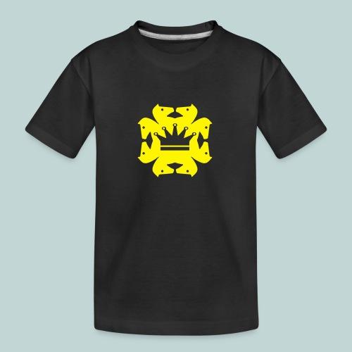 acht Springer - Teenager Premium Bio T-Shirt