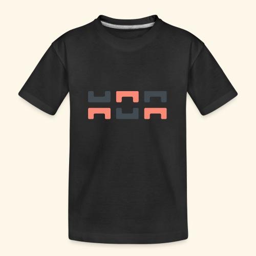 Angry elephant - Teenager Premium Organic T-Shirt
