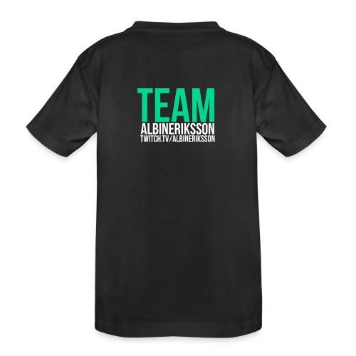 Team albinerikss0n - Ekologisk premium-T-shirt tonåring