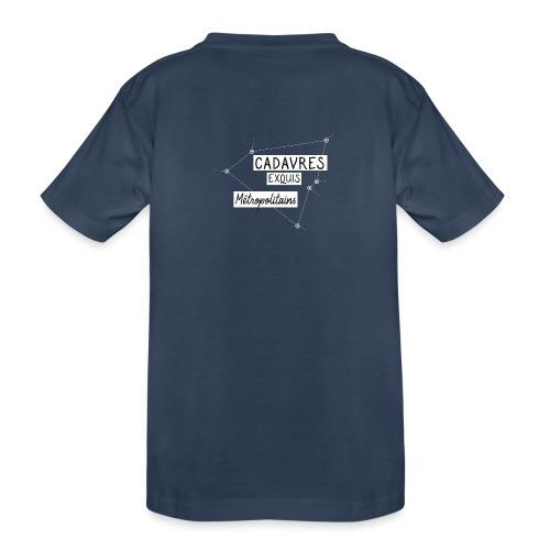 Cadavres Exquis Métropolitains - T-shirt bio Premium Ado