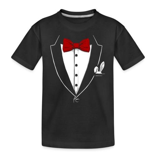Tuxedo 4 - Teenager Premium Bio T-Shirt